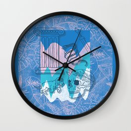 Livin' For Whatever Wall Clock