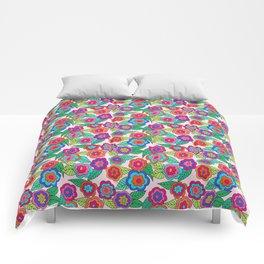 Swirly Comforters