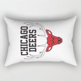 Chicago Deers Rectangular Pillow