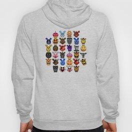 FNAF pixel art Hoody