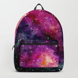 Valentine Galaxy Heart 04 Backpack