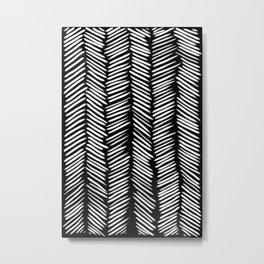 Simone IV Metal Print
