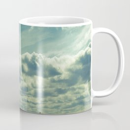 Empty beach Coffee Mug