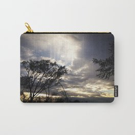 Peaceful and powerful sunset Carry-All Pouch