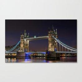 Tower Bridge (London, England) Canvas Print