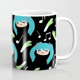 Miku Chibi Coffee Mug