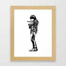 Gerard Way Framed Art Print