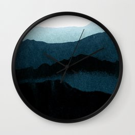 igneous rocks 3 Wall Clock