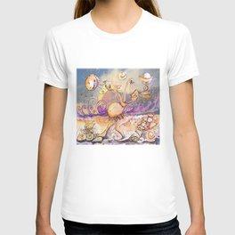 Dotty Jester B. T-shirt