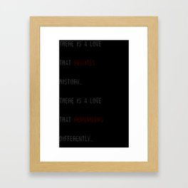 IHT Shirt Idea 1 Framed Art Print