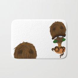 Coco Nuts Bath Mat