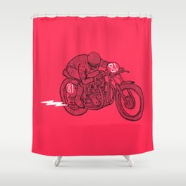 81 Shower Curtain