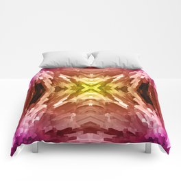 Sunset Burst Comforters
