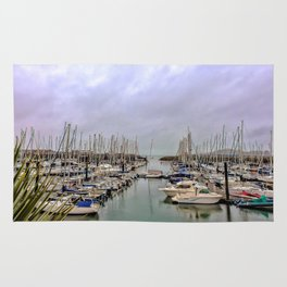 Howth Harbour Rug
