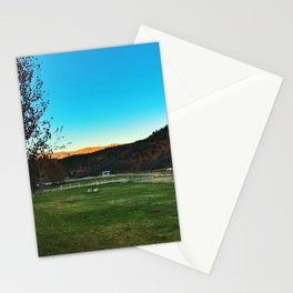 Brightness Follows - Glenwood Springs, CO Stationery Cards