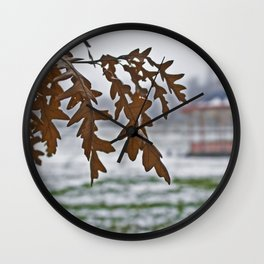 The Arboretum  Wall Clock