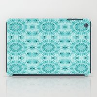 teal iPad Cases featuring Teal by lillianhibiscus