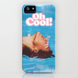 Oh Cool! 3 iPhone Case