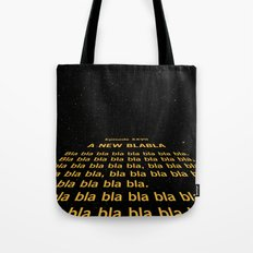 Episode XXVII - A New Blabla Tote Bag