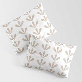 Nefrit (White) Pillow Sham