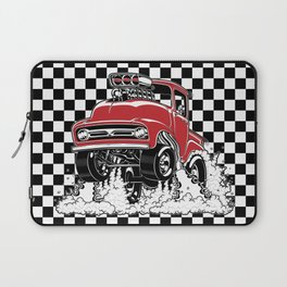 1956 FORD PICK-UP Workin' Hot Rod series Laptop Sleeve