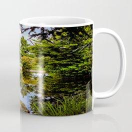 Lakeside reflections. Coffee Mug