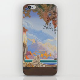 After Maxfield Parrish iPhone Skin