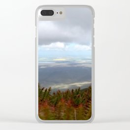 Stirling Ranges Clear iPhone Case