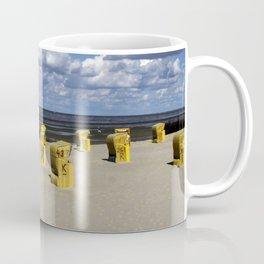 North Sea Coast Coffee Mug