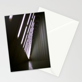 World Trade Center, Freedom Tower Transit Abstract Stationery Cards