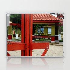 Balneario Pico de Piedra @ Aguada Laptop & iPad Skin