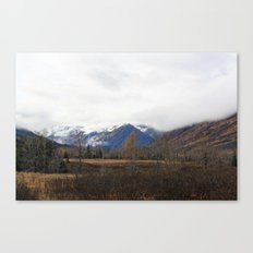 Turnagain Pass Canvas Print