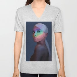 no tears left to cry Unisex V-Neck