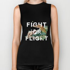 Fight or Flight Biker Tank