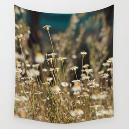 Field of Daisies - Floral Photography #Society6 Wall Tapestry