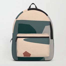 // Shape study #21 Backpack