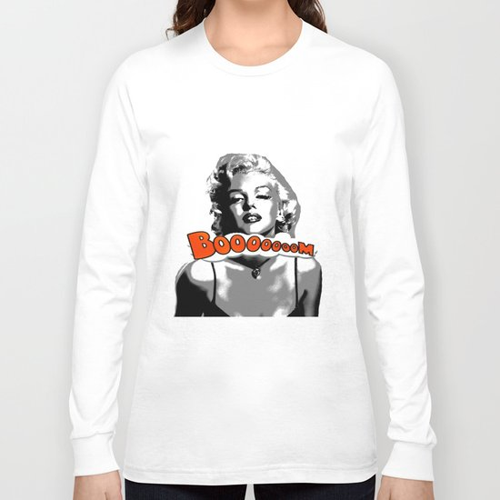 boom MM  Long Sleeve T-shirt
