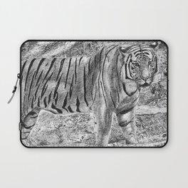 Malayan Tiger (Harimau) Laptop Sleeve