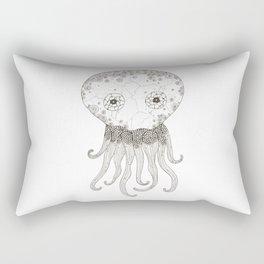 Cracked Octopus Rectangular Pillow