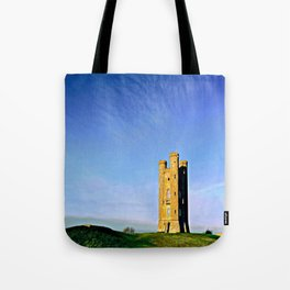 Broadway Tower, colour version. Tote Bag