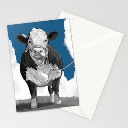 Welcome to the Pasture 2 Stationery Cards
