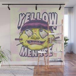 YellowMenace x ERTH Wall Mural
