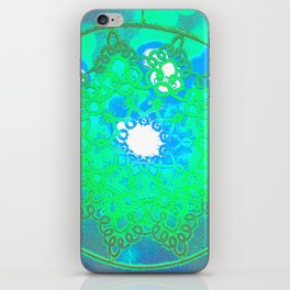 My soul colors iPhone Skin