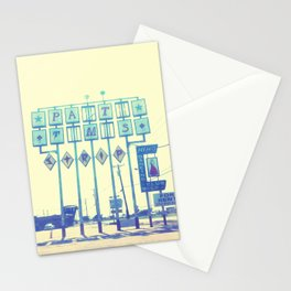 That Side of Town Stationery Cards