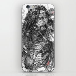 SOLVE et COAGULA.  Triptych. iPhone Skin