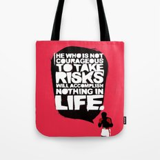 Cassius Clay Tote Bag