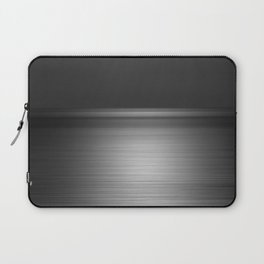 Sea at Sunset-Silver Laptop Sleeve