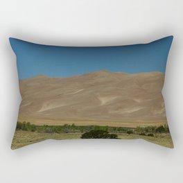 Great Sand Dunes Rectangular Pillow