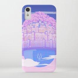 Castle in the Sky iPhone Case
