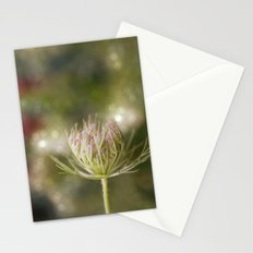 Queen anne's lace 02 Stationery Cards